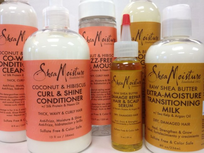 Shea Moisture Introduces New Curly Products!
